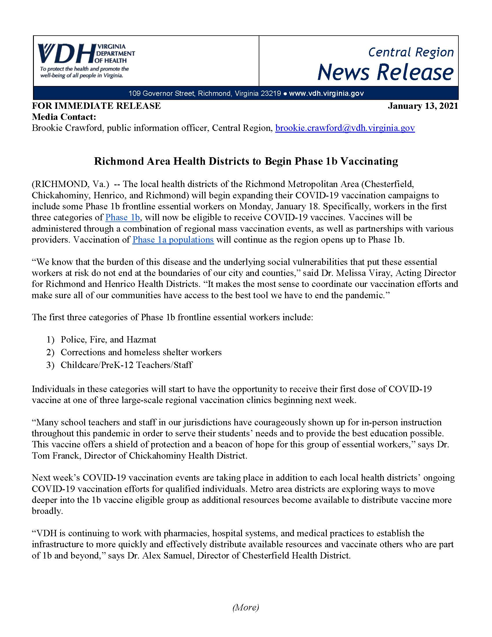 2021-01-13 Richmond Region to Begin Phase 1b Press Release_Page_1