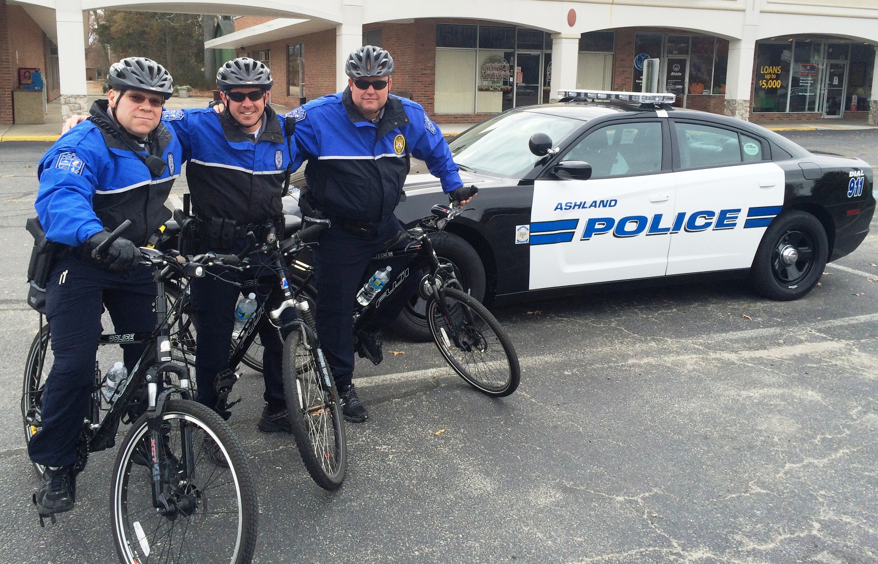 Group Bike Patrol